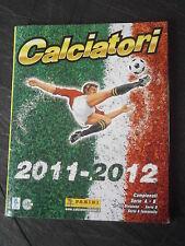 CALCIATORI 2011 2012 '11-'12 album figurine PANINI !! COMPLETO + AGGIORN !! ORIG