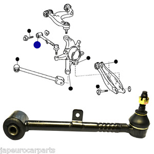 For TOYOTA ALTEZZA REAR LATERAL UPPER TRACK CONTROL ROD ARM LINK BALL JOINT BUSH