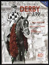 SECRETARIAT ON COVER OF 2013 KENTUCKY DERBY SOUVENIR MAGAZINE! 40TH ANNIVERSARY!