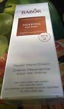 Babor Shaping for body Repair Hand Cream 100 ml NEW IN BOX