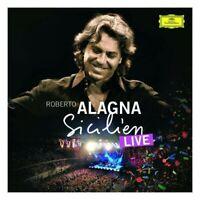 """ROBERTO ALAGNA """"SICILIEN LIVE"""" 2 CD NEU"""
