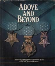 Above And Beyond(Book)Gordon Hardy-Boston-1985-Good