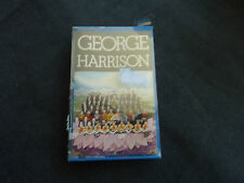 GEORGE HARRISON DARK HORSE RARE NEW SEALED CASSETTE TAPE!