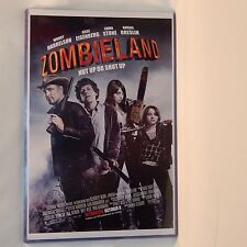 ZOMBIELAND ORIGINAL MOIVE POSTER 11'' X 17'' ( IN THEATERS OCTOBER 9)