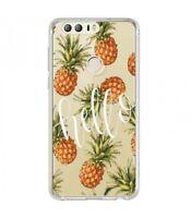 Coque Honor 8 Ananas hello tropical fruit Exotique