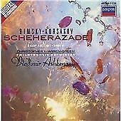 Rimsky-Korsakov: Scheherazade; Tsar Sultan Suite (Ashkenazy) (CD 1987