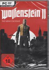 Wolfenstein 2 II: The New Colossus - PC - NEU & OVP