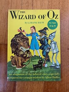 The Wizard of Oz by L. Frank Baum (Hardcover 1964) VGC
