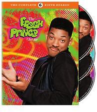 The Fresh Prince of Bel-Air: Season 6 (DVD Box Set, 2011)