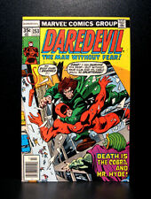 COMICS: Marvel: Daredevil #153 (1978), 1st Ben Urich app - RARE
