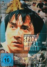SPION WIDER WILLEN   DVD NEU  JACKIE CHAN/TSANG CHI-WAI/VIVIAN HSU/+