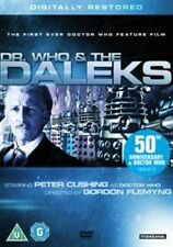 DR WHO AND THE DALEKS *RESTORED NEW REGION 2 DVD
