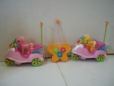2007 My Little Pony Remote Control Motorcycle Scooter Butterfly Musical Sounds