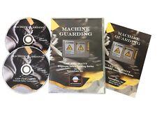 Osha Machine Guarding Safety Training Dvd - Manufacturing (2018)