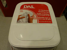 Das White Air Hardening modeling Clay *Sold by the Ounce-Buy just what you need*