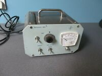 RATEMETER 903, VINTAGE {ATOMIC PHYSICS} by RESEARCH ELECTRONICS - WORKING