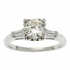 VINTAGE 1.23 TCW WITH GIA 1.03CT J VS1 75% OF RAP + SETTING $1500.