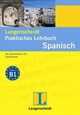 Langenscheidt Praktiches Lehrbuch Spanisch Graf Riemann /  Lopez OHNE CD