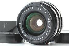 [TOP MINT + Hood] Leica Leitz Wetzlar Elmarit-R 28mm F2.8 R-Only From Japan 357