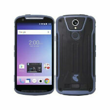 ZTE T85 Tough Max 2 Blue 4G LTE Unlocked IP67 Rugged Perfect Condition AUS Stock