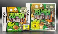 Spiel: PFLANZEN GEGEN ZOMBIES für den Nintendo DS + Lite + Dsi + XL + 3DS 2DS