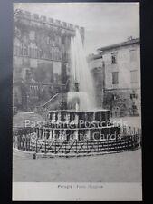 Old PC Italy: Perugia - Fonte Maggiore