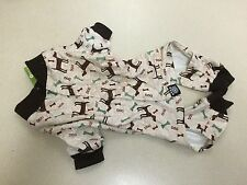 Petrageous Designs Dog Pajamas Cuddle Up Small New