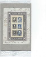 USPS Sealed Package. New Classics Forever Souvenir Sheet of Forever Stamps