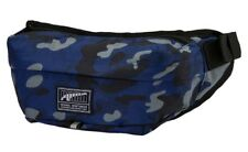 Puma Academy Waist Bag Blue Depths-camo AOP