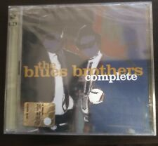 The Blues Brothers Complete 2XCD Still Sealed 1998 Germany Atlantic 