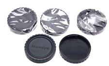 5 Rear Lens Cap for Mamiya M645 645 NEW