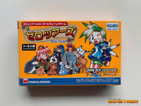 ZERO TOURS GBA Nintendo Game Boy Advance JAPAN