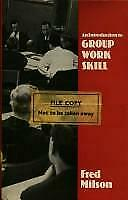 Introduction to Group Work Skill, Milson, Frederick W., Used; Good Book