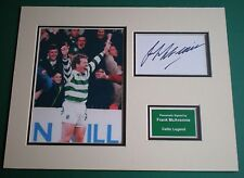 M Sport Signed Football Cards