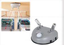 Automatic Garage Laser Parking System Motion Sensor Two Car Guide Helper 110V