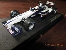 Formel 1 1:18 WILLIAMS BMW FW23 J.P. Montoya 2001 Hot Wheels F1