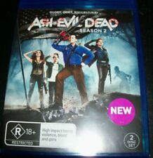Ash Vs Evil Dead The Complete Second Season 2 (Australia Region B) Bluray – New