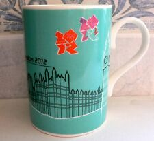 London 2012 Olympic Games ROYAL DOULTON Official Product of London 2012 Mug Cup
