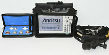 Anritsu S331L Site Master Cable & Antenna Analyzer SiteMaster w/Accessories