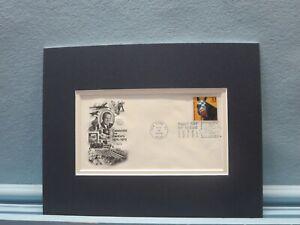 Triple Crown Winner Secretariat & First day Cover of the Secretariat Stamp