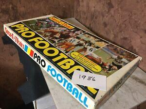 Strat-O-Matic PRO FOOTBALL 1986 ALL Original 28 Teams NFL
