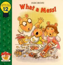What a Mess (Arthurs Family Value Series, Volume