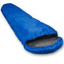 Mumienschlafsack XXL Schlafsack Deckenschlafsack Camping Outdoor Ultraleicht