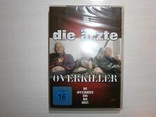 ▄▀▄ Die Ärzte - Overkiller - DVD ! Bela B. Farin Urlaub ! OVP !!