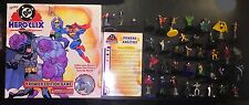 Heroclix DC Lot Premier Edition Game Superman Batman Swamp Thing Supergirl Woman