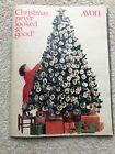 Vintage AVON 1980 CHRISTMAS SALES CATALOG (Campaign 23)
