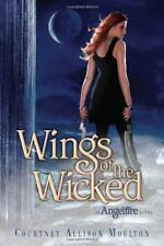 Wings of the Wicked by Moulton, Courtney Allison
