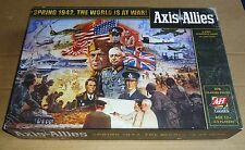 MULTI-LIST SELECTION OF ARMY SPARES FOR AXIS & ALLIES  1942 THE WORLD IS AT WAR