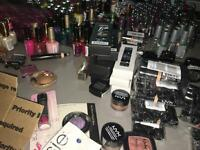 35 Piece Wholesale NYX, Milani, Wet n Wild and Covergirl cosmetics Lot,Assorted