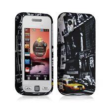 Housse étui coque gel pour Samsung Player One S5230 avec motif LM06